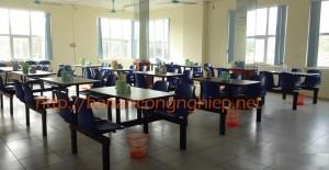 cung cấp Bàn ăn công nghiệp tại Hưng Yên