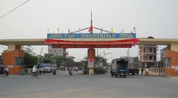 Các khu công nghiệp Hà Nam