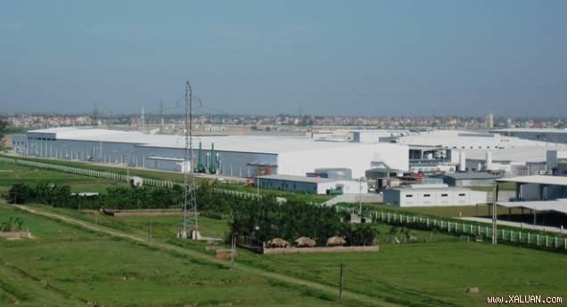 huế sẽ có 6 khu công nghiệp vào năm 2010