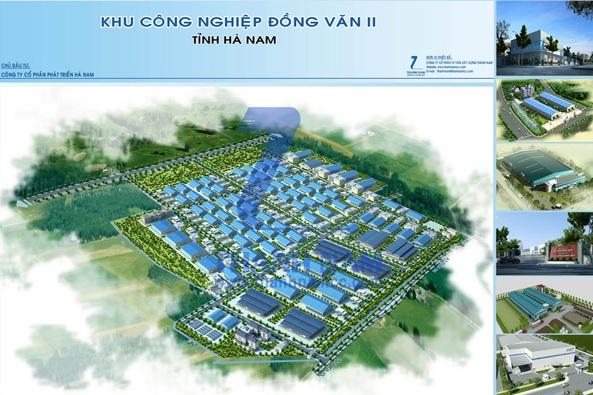 ban an cong nghiep tai Ha Nam