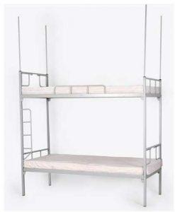 giường sắt 2 tầng