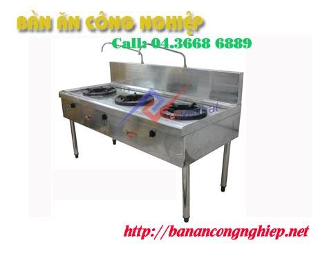 Bếp Á 03 bếp không quạt thổi, bếp xào